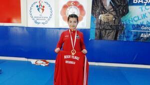 Çubuklu Hatice Judoda Türkiye Şampiyonu oldu