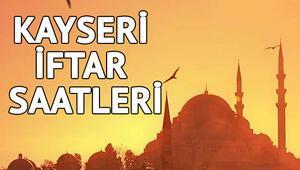 Kayseri İftar vakitleri - İşte Kayseri 2017 Ramazan İmsakiyesi (İftara kaç saat kaldı)