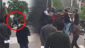 Atatürk heykeline baltalı saldırı soruşturmasında flaş karar
