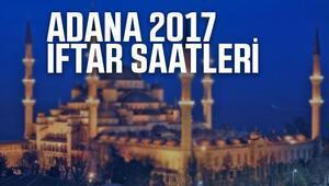 Adanada iftar saat kaçta açılacak Adana 2017 imsakiye