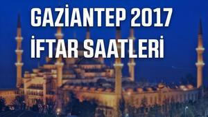 Gaziantepte iftar saat kaçta açılacak (2017 Gaziantep İmsakiye)