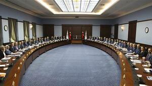 Son dakika... AK Partinin yeni MYKsı belli oldu
