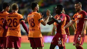 Alanyada çılgın maç 5 gollü maçta kazanan Galatasaray