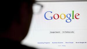 Google arama sayfası değişiyor
