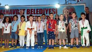 Gençlik Merkezinden yılsonu gösterisi
