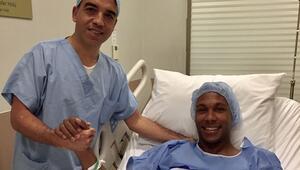 Beşiktaşlı Marcelo, ameliyat oldu