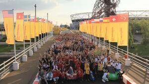Shell Eco-Marathon Londra'ya Türkiye damgasını vurdu