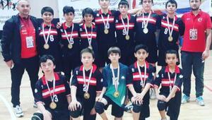 Çerkeşli Minikler Türkiye finallerinde