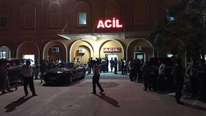 Kızıltepe'de polise saldırı: 2 hafif yaralı