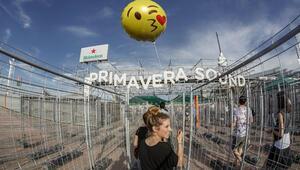 Primavera Festivali Red Bull TV ile aynı anda Hürriyet TV'de