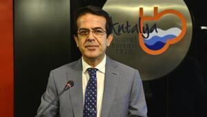Antalya Ticaret Borsası Başkanı Çandır: Tasarı, zeytinciliğin idam fermanı