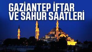 Gaziantep'te iftar saat kaçta Gaziantep 2017 sahur vakti