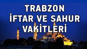 Trabzon iftar ve sahur saatleri - (Ramazan 2017 Trabzon imsakiyesi)