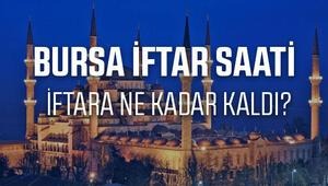 Bursada iftar ne zaman açılacak Bursada sahur vakitleri 2017