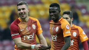 Galatasarayda veda zamanı