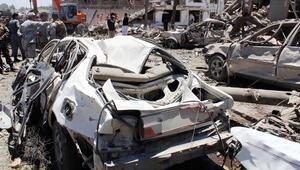 Alman hükümeti, Kabil'deki bombalı saldırıyı kınadı