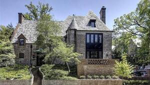 Obama çifti Washingtondan ayrılamadı Kiraladıkları evi satın aldılar...