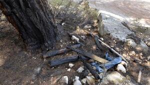 Büyüknohutçu cinayetinde orman yangını da dosyaya girdi