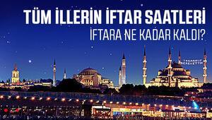 İstanbul, Ankara ve İzmirde iftar saat kaçta açılacak İşte il il 2017 Ramazan imsakiyesi