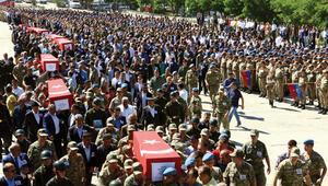 Türkiye, Kato kahramanlarını uğurluyor