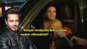 Murat Bozdan ayrılan Aslı Enver ilk kez konuştu