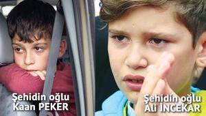 Ali ile Kaanın acısı