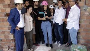 AKAMDER Mimarlık Fakültesi Öğrenci Komitesi kurdu