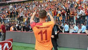 Galatasaray'da bir dönem sona erdi