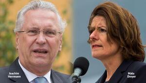 CSU'lu bakana SPD'li başbakandan cevap