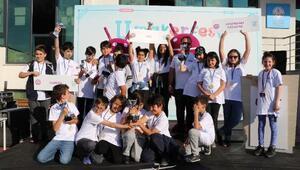 Mucitler, U-Maker Fest'te geleceğin projelerini yarıştırdı