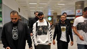 Real Madridli Benzama İstanbulda