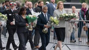 Saldırıda hayatını kaybedenler için anma
