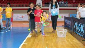 Samsunda Olimpik Gün etkinliği düzenlendi