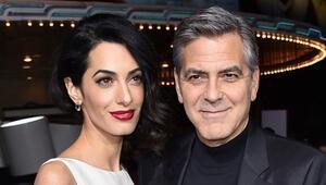 Matt Damon duyurmuştu: George Clooneyin mutlu günü