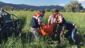 Konyada kaza: 2 ölü, 4 yaralı