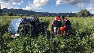 Konya'da kaza: 2 ölü, 4 yaralı