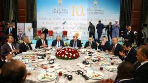 Erdoğan: Katarın bir terör zanlısı olarak tavsif edilmesini çok ağır bir itham olarak görüyorum (2)