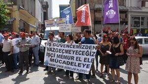 DİSK İzmirde 16 Haziranda yarım gün iş bırakacak