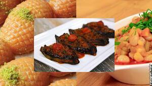Bugün ne pişirsem Tarifleriyle iftar menüsü: Karnıyarık, kalburabastı tarifi