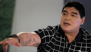 Ve Maradona imzayı attı