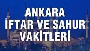 Ankara iftar saati ve 2017 Ramazan imsakiyesi