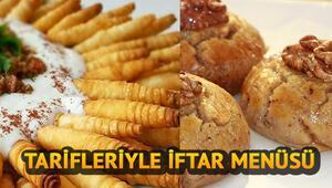 Tarifleriyle iftar menüleri: Mantar çorbası, kozalak mantı, ceviz pare tarifi