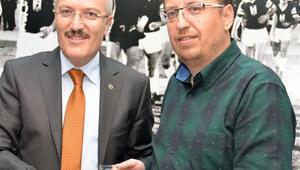 Başkan Kafaoğlundan Bal-Kese maaş jesti