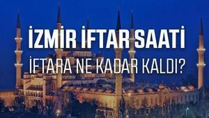 İzmirde iftar saat kaçta açılacak 2017 Ramazan imsakiyesi