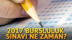 MEB bursluluk sınavı yarın saat kaçta yapılacak Bursluluk sınavı giriş belgesi nasıl alınır