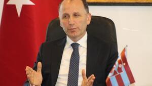 Başkan Usta: Trabzonspor'u evrensel kriterlerde başarılı yapmak boynumuzun borcudur