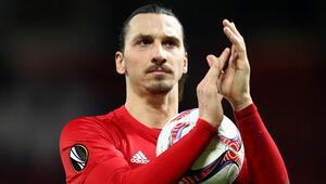Ibrahimovice büyük şok Manchester United