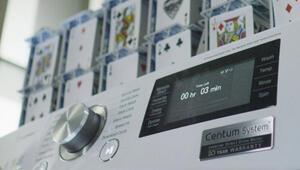 LGye ödül getiren çamaşır makinesi