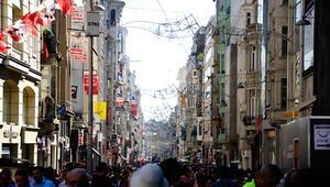 Caddelerdeki boş dükkan sayısı artıyor