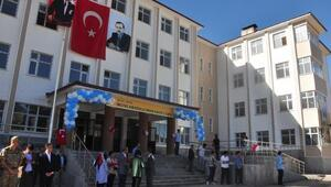 Mutki'de İmam Hatip Lisesi binası hizmete açıldı